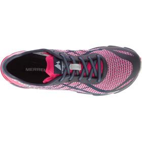 Merrell Bare Access Flex Shield Chaussures Femme, neon vapor